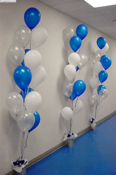 Decoración de globos con helio | Alabío! todo para fiestas ...
