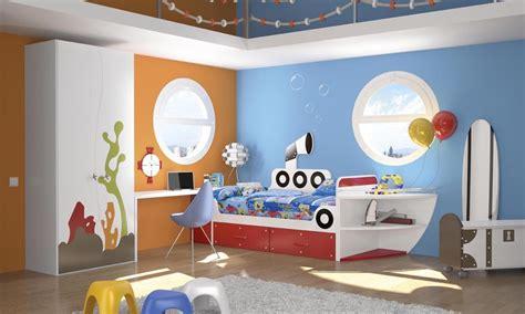 Decoración de habitaciones infantiles: magia para bajitos ...