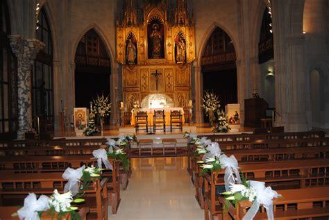 Decoración de Iglesia | Floristeria Caliz en Sant Boi de ...