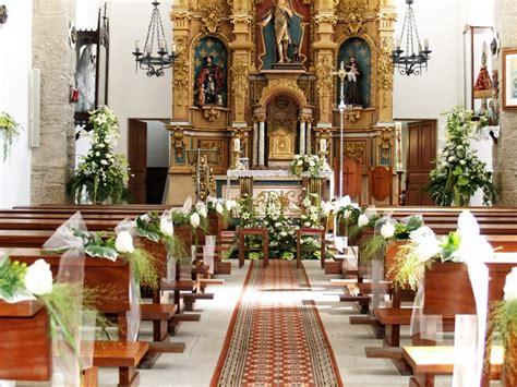 Decoración de iglesia para boda   Actuality Carpas
