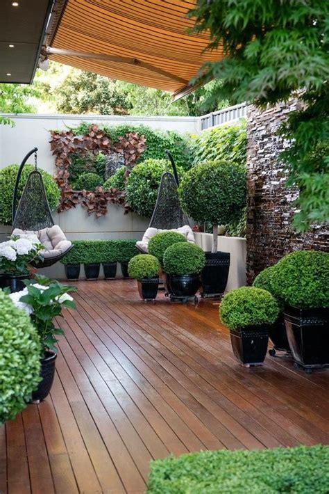 Decoración de interior y exterior   jardines   patios ...