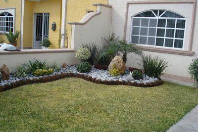 decoracion de jardines pequeños con piedras | Diseño de ...
