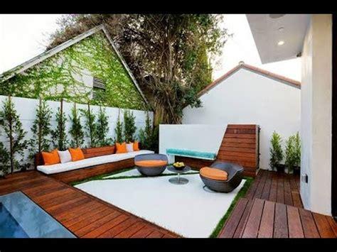 Decoración de Jardines y Patios Modernos   YouTube