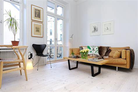 Decoración de monoambientes: estilo escandinavo y muebles ...