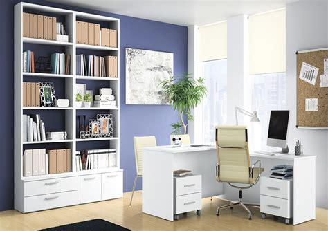 Decoración de oficinas y despachos en casa