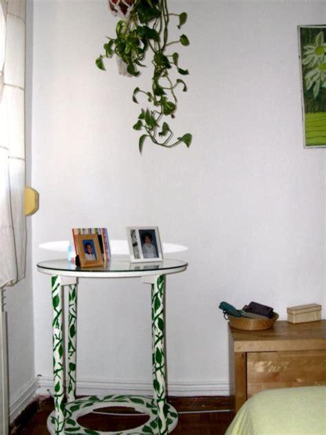 Decoración de Paredes con Pinturas Vegetales   Decoracion.IN