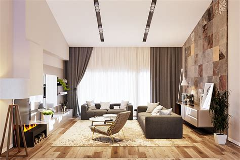 Decoracion de pisos 37 diseños de salones impresionantes
