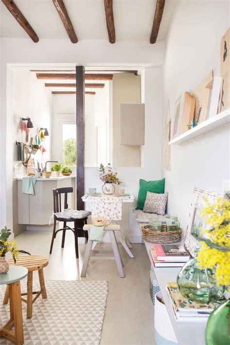Decoración de pisos pequeños: 5 casas mini que te inspirarán