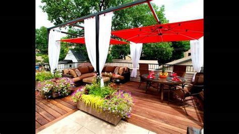 Decoración de terrazas en madera, ideas de éxito   YouTube