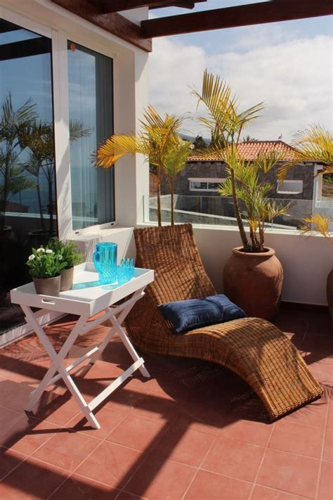 Decoración de terrazas pequeñas | Tendencias en decoración