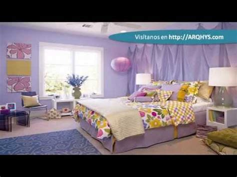 Decoración dormitorios de niñas   YouTube