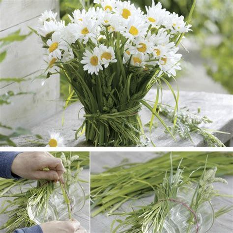 Decoración Fácil: 4 ideas para decorar con flores silvestres