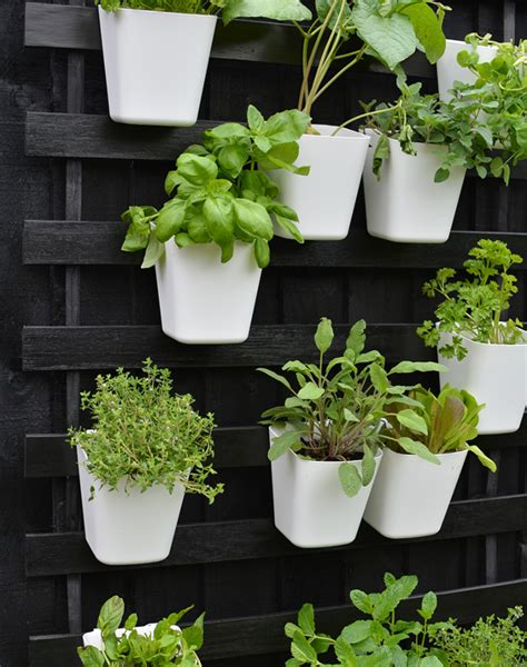 Decoración Fácil: IKEAHACK, diy jardín vertical