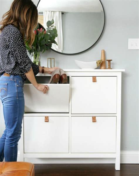 Decoración Fácil: Rediseñando el Zapatero HEMNES de IKEA ...