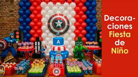 Decoración Fiesta de Niño   decoracion para fiestas
