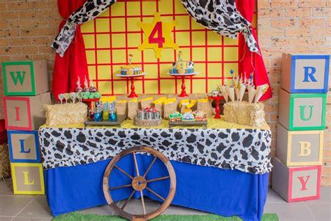 Decoración Fiesta temática de Toy Story   Fiestas ...