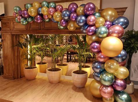 decoracion globos bodas cumpleaños babyshower bautizos ...