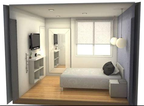 decoración habitacion pequeña matrimonial | deco en 2019 ...