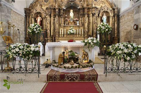 Decoración iglesia de Castrodeza