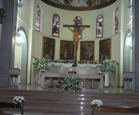 Decoracion Iglesia Preciosisima Sangre. Santa Eduviges ...