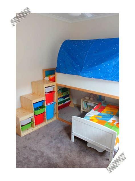 Decoración infantil: Ikea Hack de las camas infantiles ...