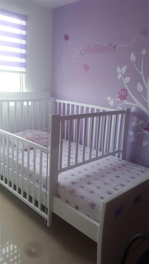 Decoración para bebés Lila   Habitaciones Niña en 2019 ...