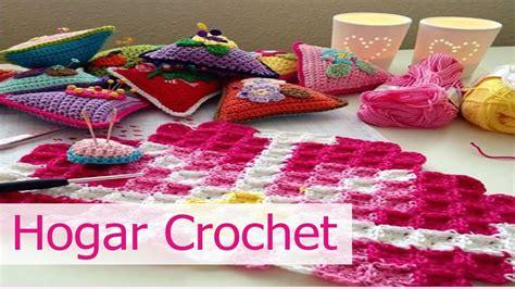 Decoracion para el Hogar tejida en crochet   YouTube