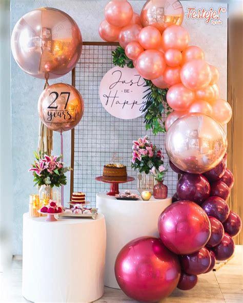 decoracion para fiesta adolescente | Ideas para las ...