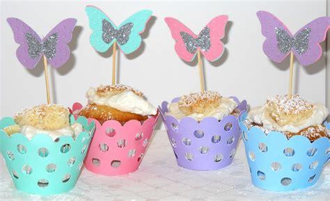decoracion para un cumpleaños de mariposas  24 ...