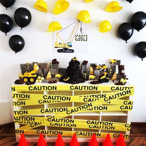 Decoracion tematica para un cumpleaño al estilo ingeniero ...