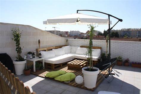 decoración terraza atico chill out   Decoracion terrazas ...