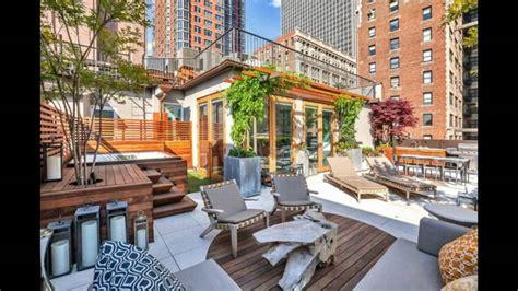 Decoracion terraza aticos – diseños modernos de gran ...