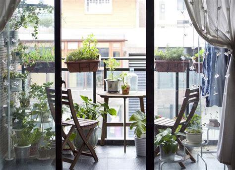 decoracion terraza pequeñas ikea 2016   mueblesueco