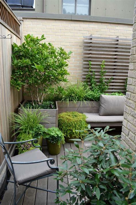 Decoracion terrazas pequeñas y medianas muy funcionales ...