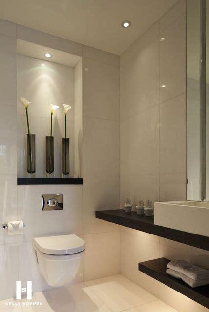 decoracion toilets pequenos  22  | Como Organizar la Casa ...