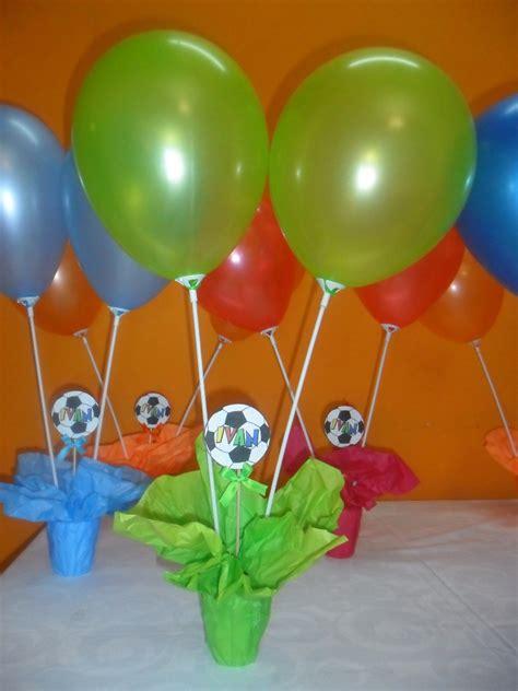 Decoraciones con globos | Las cositas de Mari