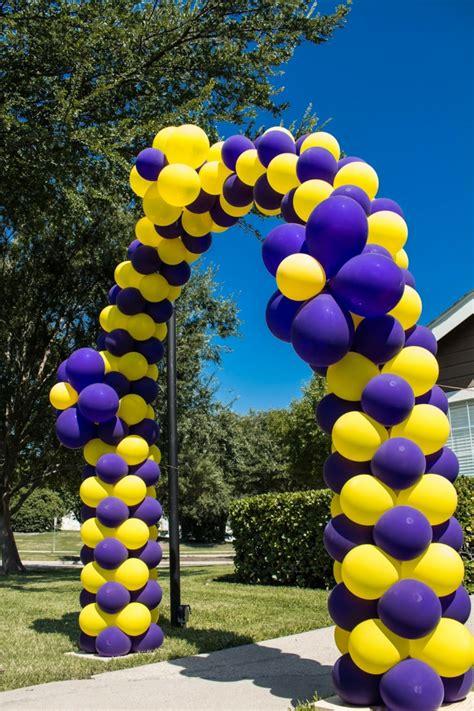 Decoraciones con globos para eventos importantes