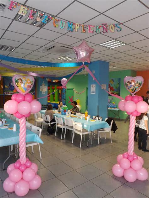 Decoraciones D glObOs!: Cumpleaños Princesas Disney D glObOs!!