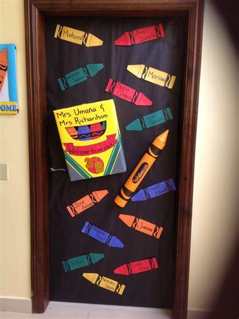 decoraciones de puertas | Decorar salones de clases ...
