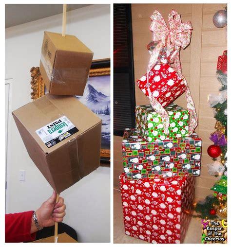 Decoraciones navideñas con cajas de cartón   Dale Detalles