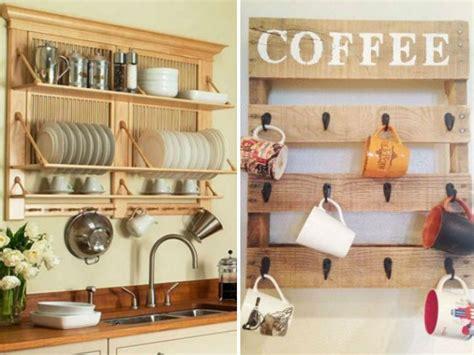 decoraciones rusticas para la cocina