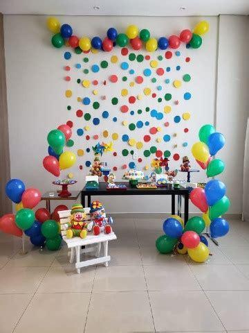 Decoraciones simples para cumpleaños paso a paso