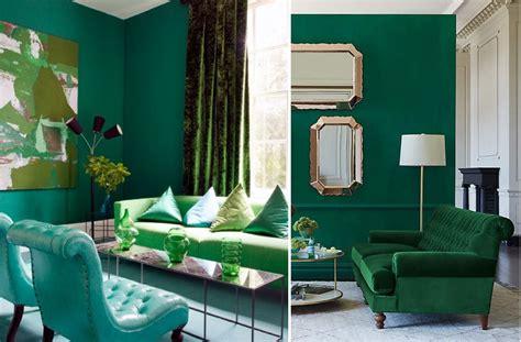 Decorando con Verde Esmeralda, color Pantone   Casa y Color