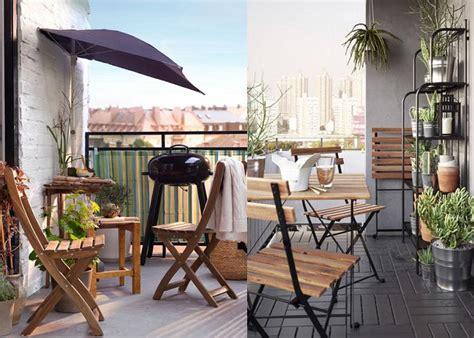 decorar balcones ikea   mueblesueco