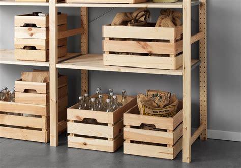 Decorar con las cajas de madera IKEA es tendencia ...