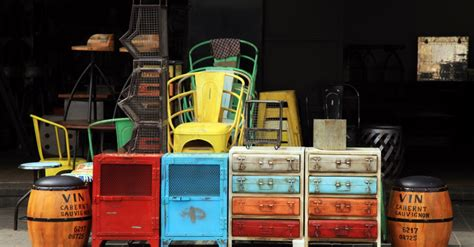 Decorar con muebles de colores: 3 consejos para hacerlo ...