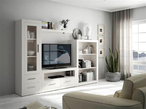 Decorar cuartos con manualidades: Salones con muebles blanco