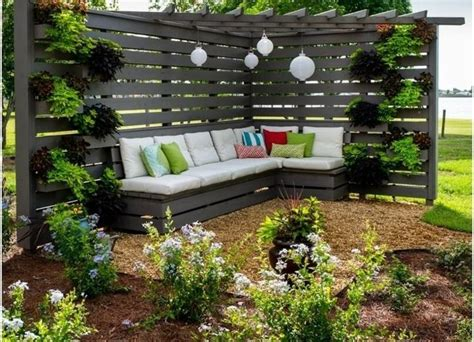 Decorar jardin barato con ideas efectivas de gran belleza ...
