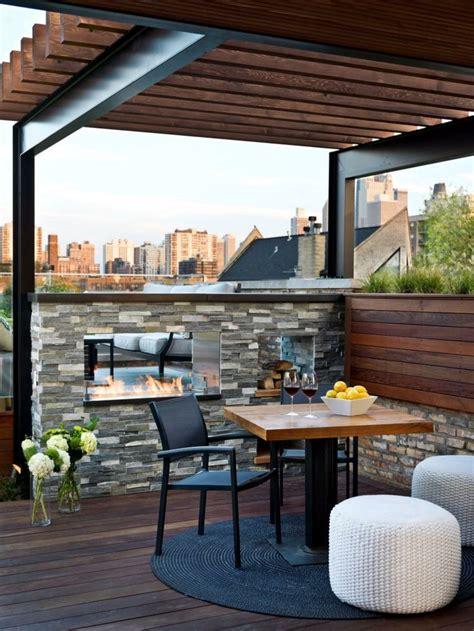 Decorar terrazas urbanas para el relax y el confort ...