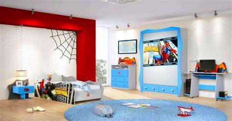 Decorar un Dormitorio Infantil Inspirado en Spiderman ...
